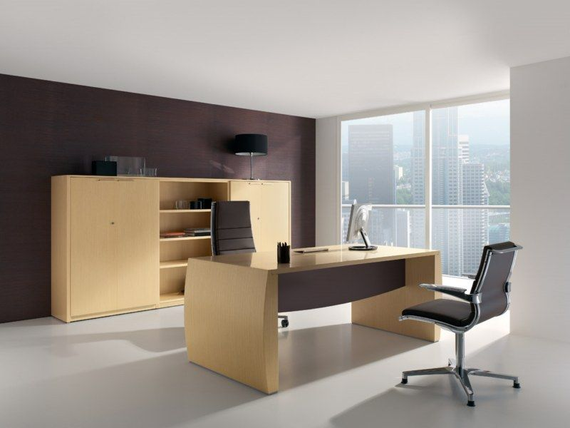 Muebles de oficina en sevilla serena despacho de for Escritorios de direccion