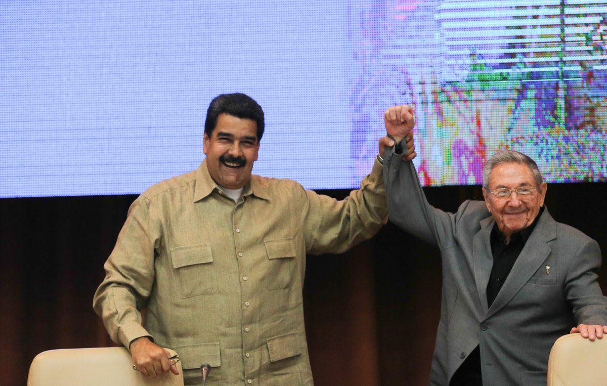 @DrodriguezVen : RT @gestionperfecta: #ALBA Nacida hace 12 años por la visión unitaria de dos Gigantes #FidelYChávez El sueño libertario continúa con la https://t.co/CaJy5ukUVc