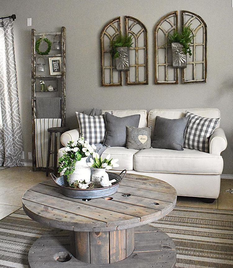 getting smart with home decor ideas living room rustic farmhouse in also rh pinterest