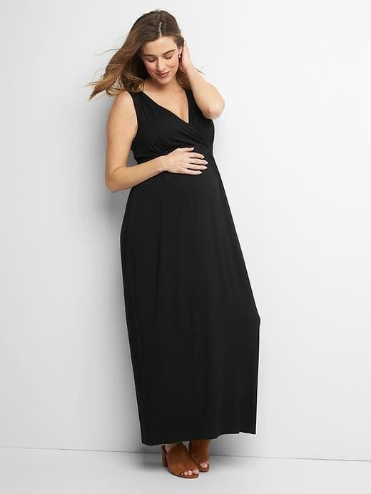 Gap Maternity Maxi Dresses