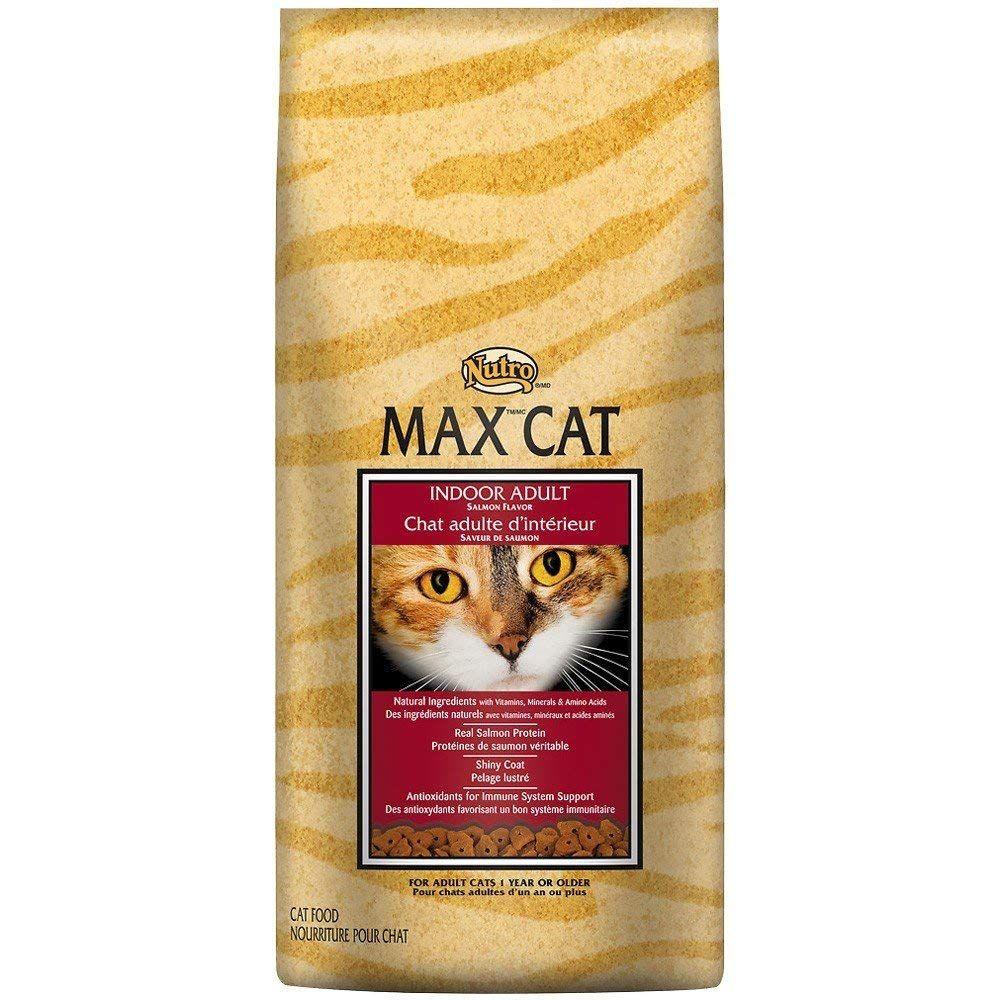 Nutro Max Cat Salmon Indoor Adult (3 Lb) *** Check This