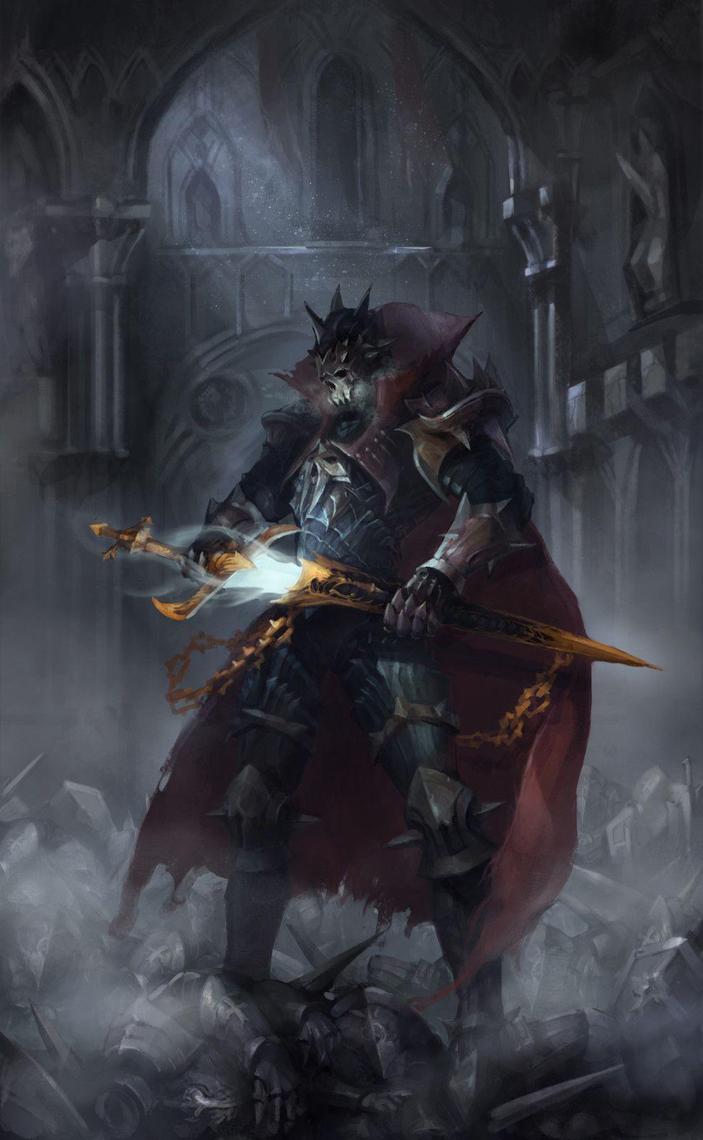 4* Capitan Templario: Dah El Impuro