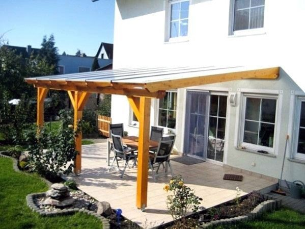 Top 60 Patio Roof Ideas Covered Shelter Designs In 2020 With