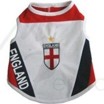 England National Soccer Dog Jersey World Cup jersey s for dogs!  FIFA   Worldcup  soccer  fifadogjerseys c15835fe4