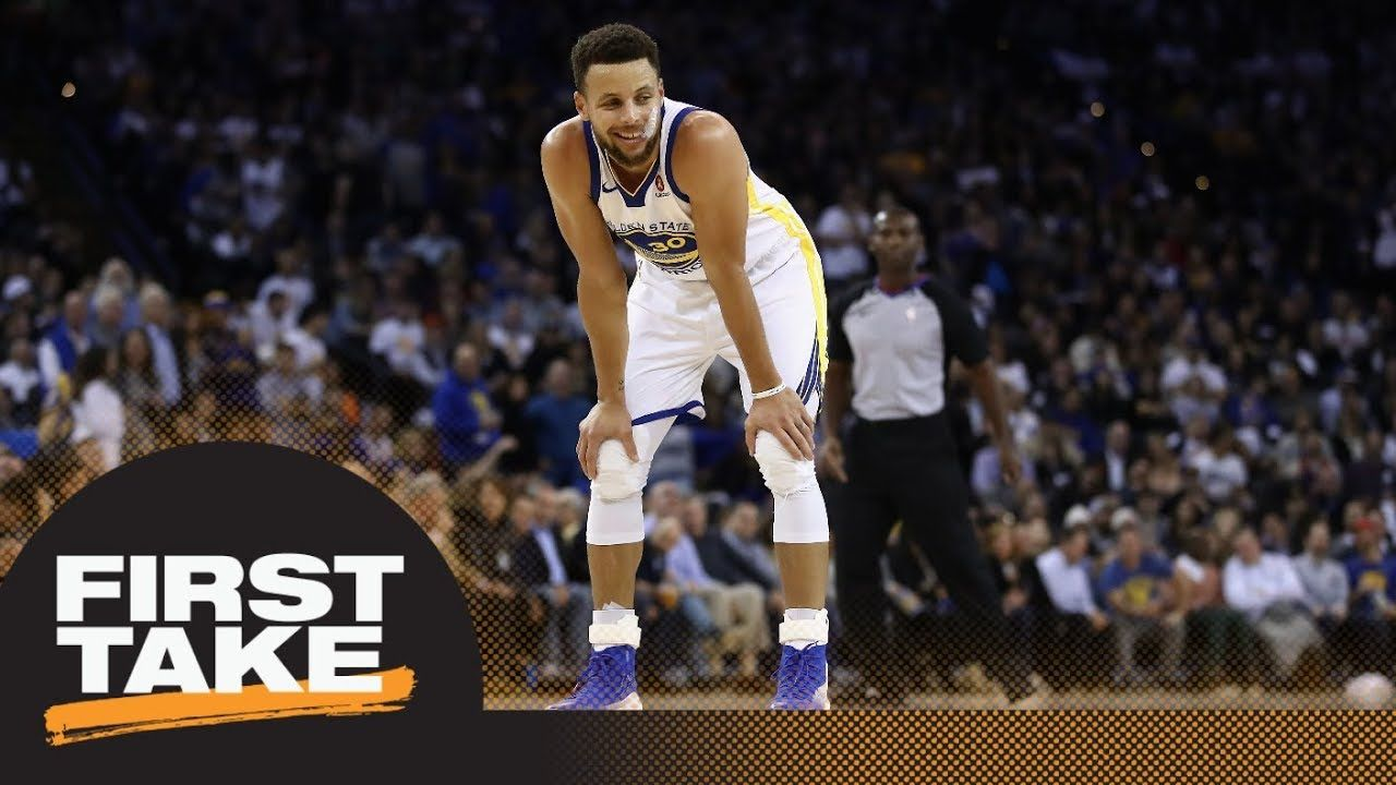 ESPN News Stephen A. and Max debate Warriors biggest
