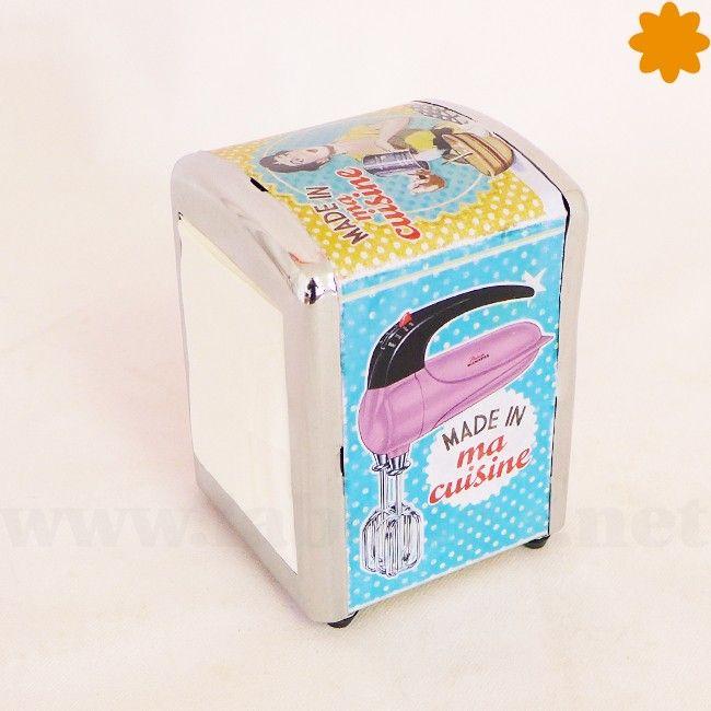 Dispensador de servilletas de papel dispensadores de - Utensilios cocina originales ...