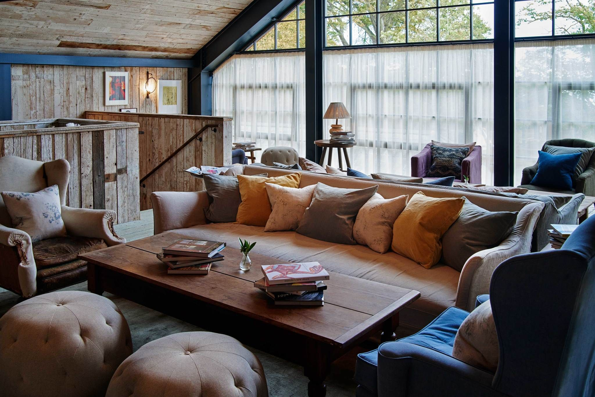 brocante buitenkeuken : Copyright_soho_farm_house_cabin_2bed_3 Catskills Cabin