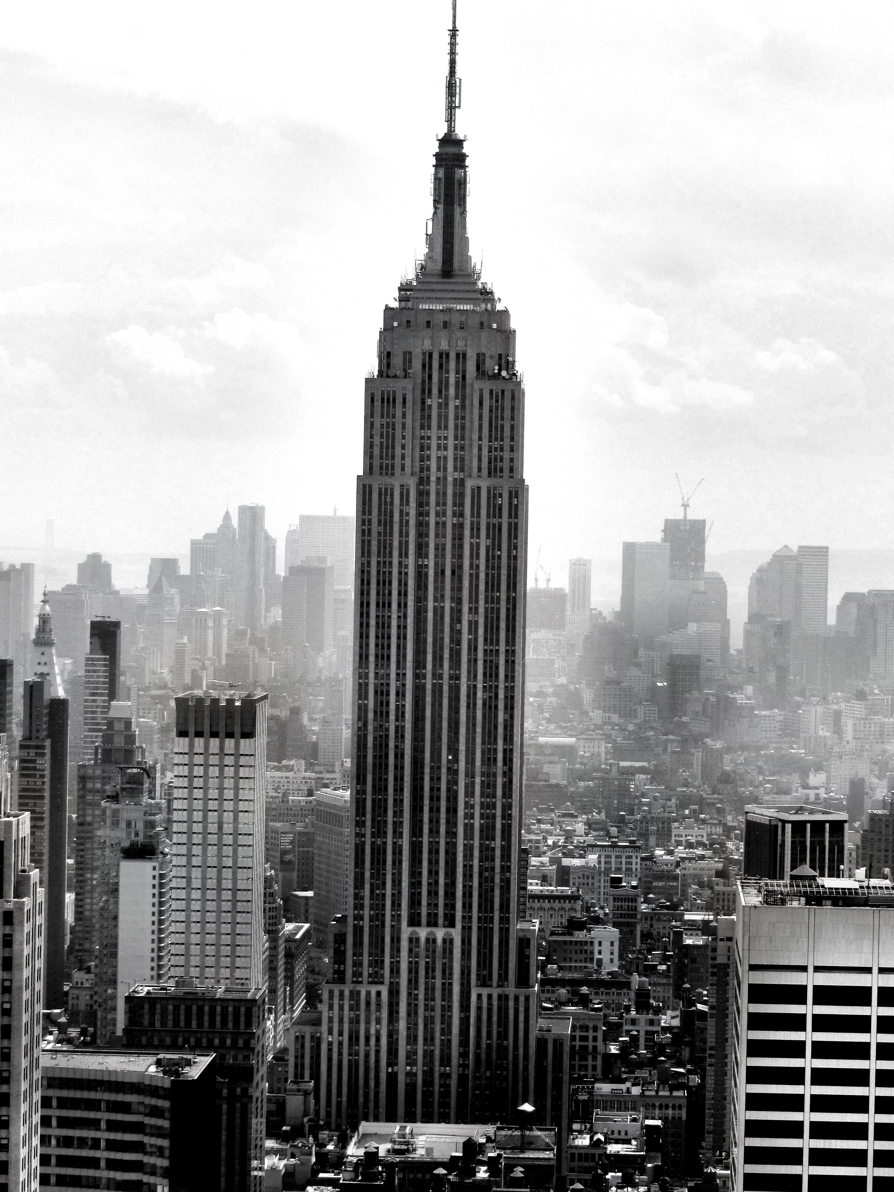 Empire State Building- York -construction Started 1929 Floors 102 Area 87 120 Ft 8 094