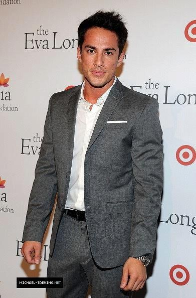 Michael Trevino at ALMA Awards Dinner 2012