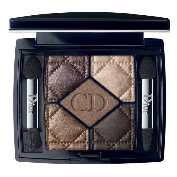 Dior Beauty 5 Couleurs Eyeshadow Palette ($62) ❤ liked on Polyvore featuring beauty products, makeup, eye makeup, eyeshadow, beauty, cuir cannage, eyes, palette eyeshadow, christian dior eye shadow and christian dior