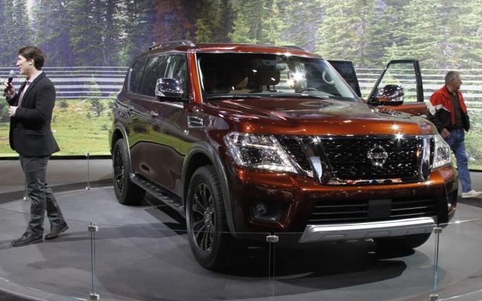 Nissan Patrol 2020 Model Exterior And Interior 2019 2020 Nissan Nissan Patrol Nissan Nissan Armada