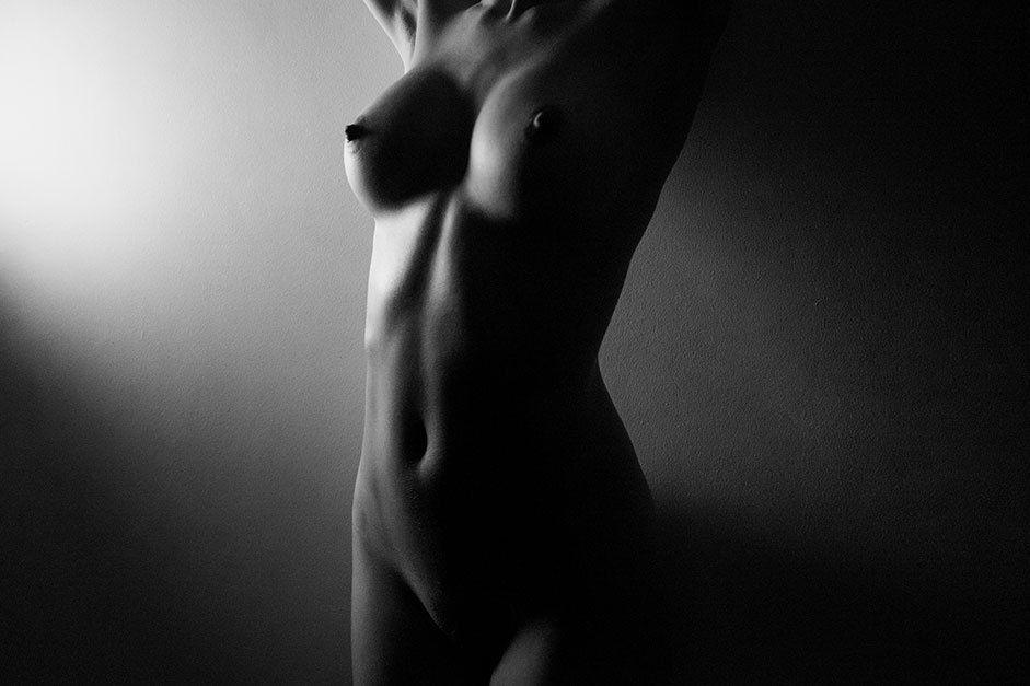 Fine art budior sex photography