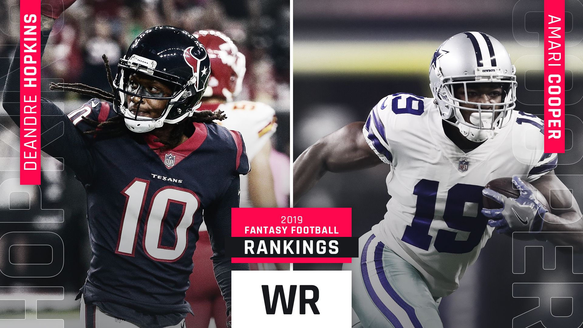 2019 Fantasy Football WR Rankings Sporting News