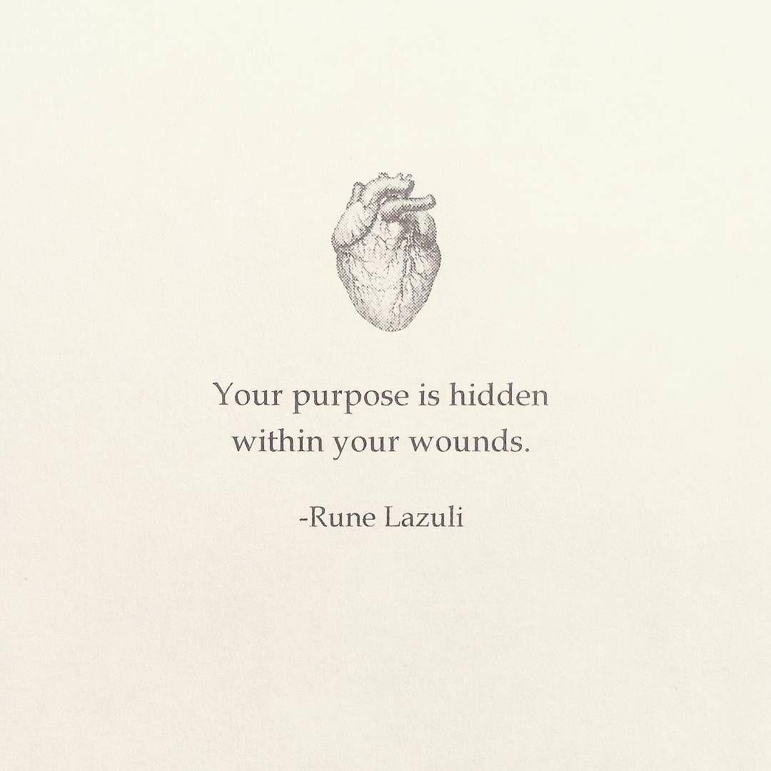 Quote For The Healing
