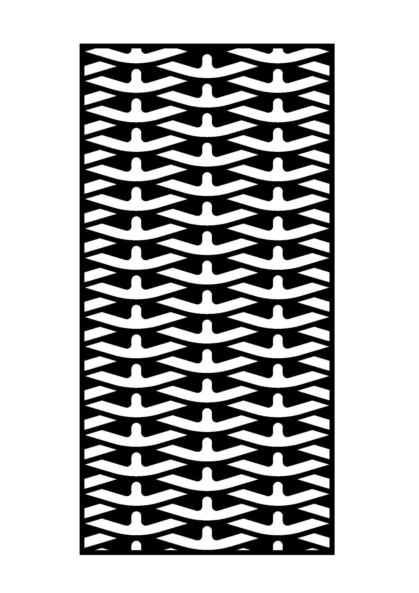 Plasma Table Artwork Patterns