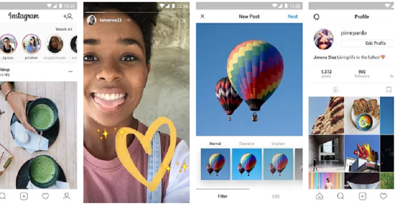 Instagram Lite a New Lightweight App for LowEnd Android
