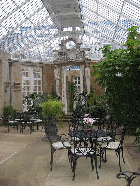 conservatory 3 serre jardin verri re et architecture classique. Black Bedroom Furniture Sets. Home Design Ideas