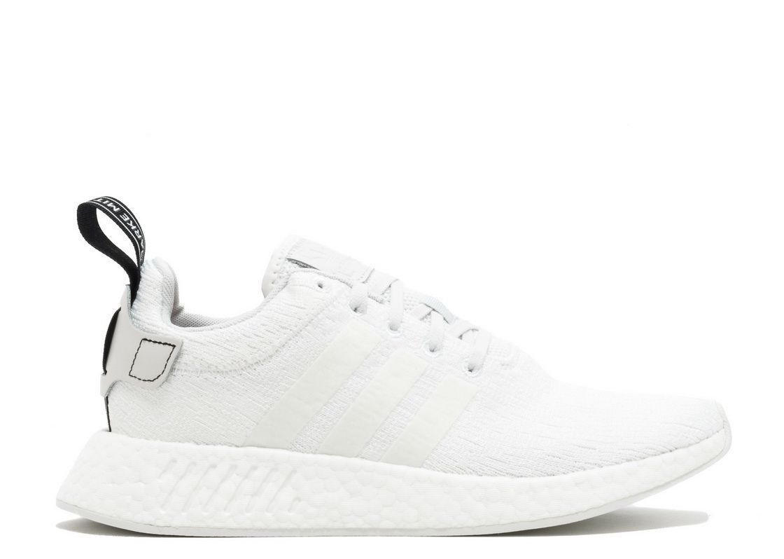 a22a5b4b1 Adidas NMD R2 Triple White Crystal White Crystal White Core By9914 My Style  Shoe
