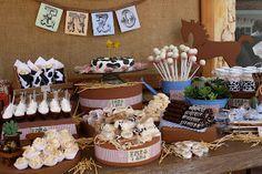 Cute Cowboy Party ideas