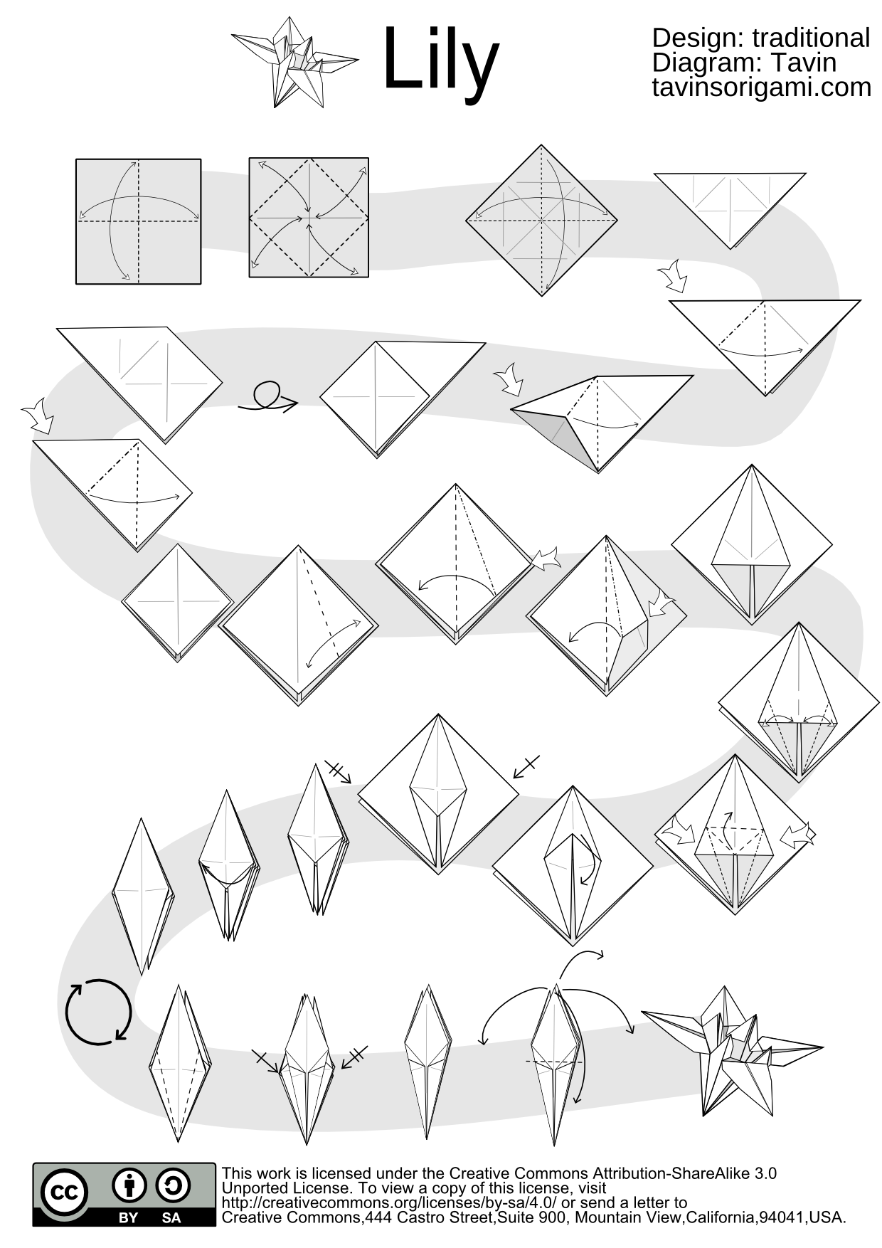 How to make origami flowers instructions really slick how to draw how to make origami flowers instructions really slick mightylinksfo