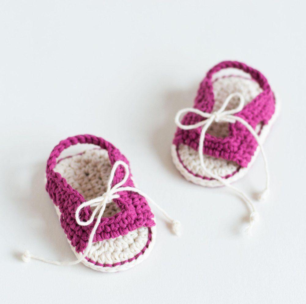 Little Traveller Crochet Baby Booties | CROCHET Niños | Pinterest