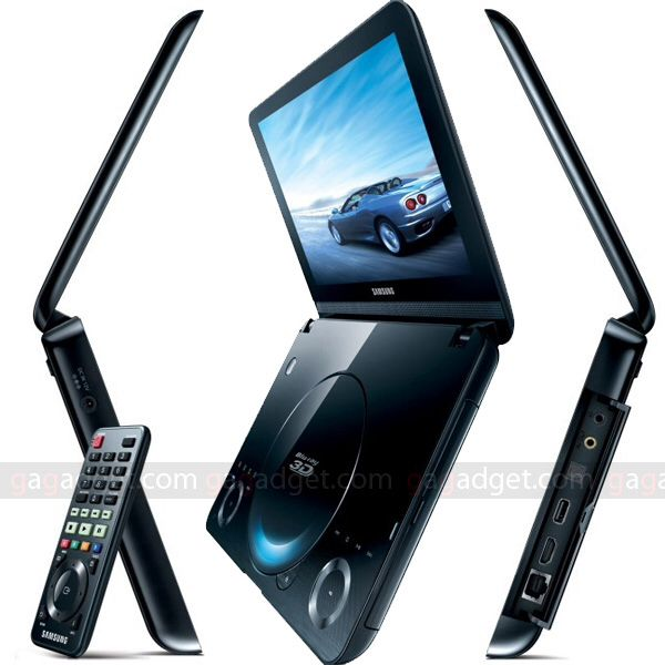 Samsung Bd C8000 Portable Bluray Player Blu Ray Player Blu Ray Discs Portable Dvd Player