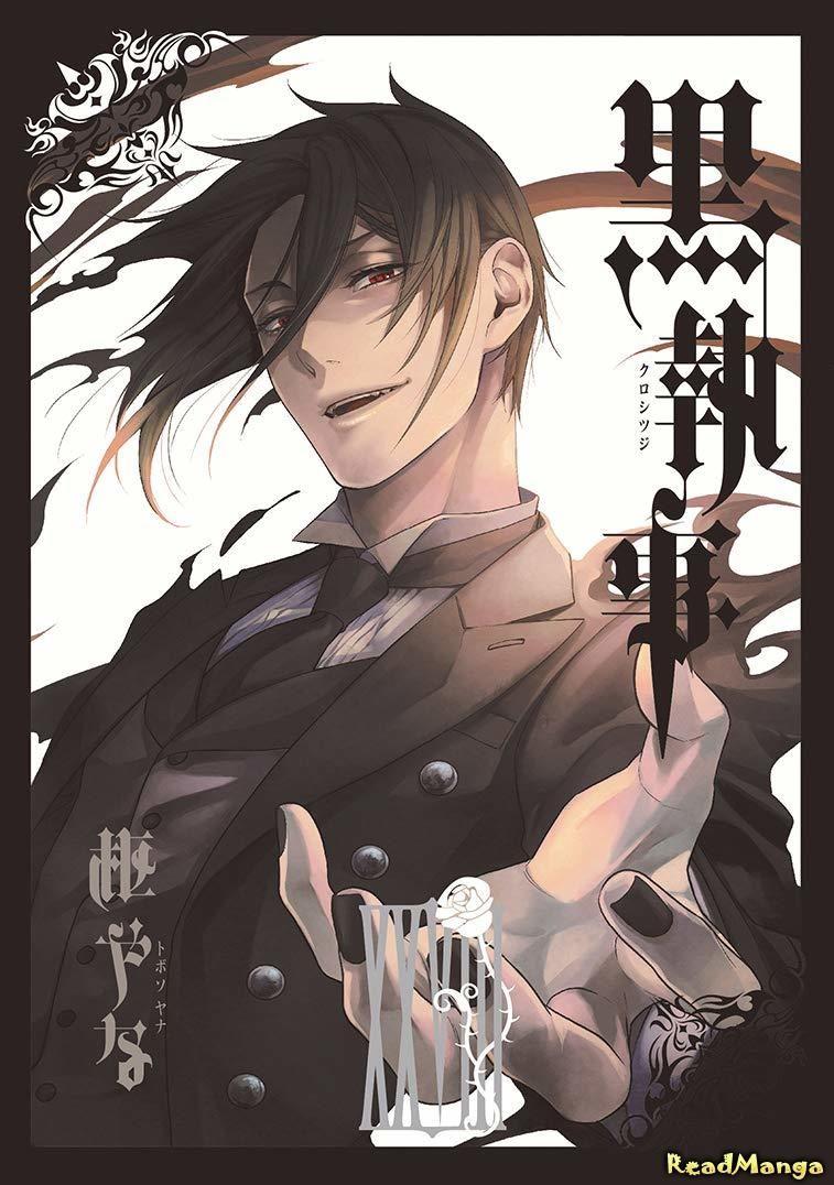 Photo of Читать мангу на русском Тёмный дворецкий (Black Butler: Kuroshitsuji). Тобосо Яна Новые главы