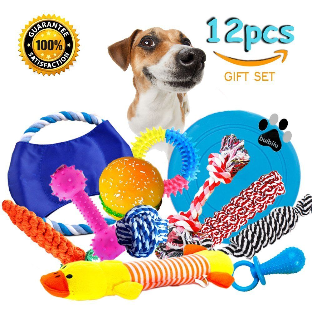 Pet Supplies Dog Rope Toys Dog Teething Toys Best Chew Toys For Teething Puppy 12 Pcs Gift Set Amazon Com Dog Teething Toys Best Dog Toys Puppy Chew Toys
