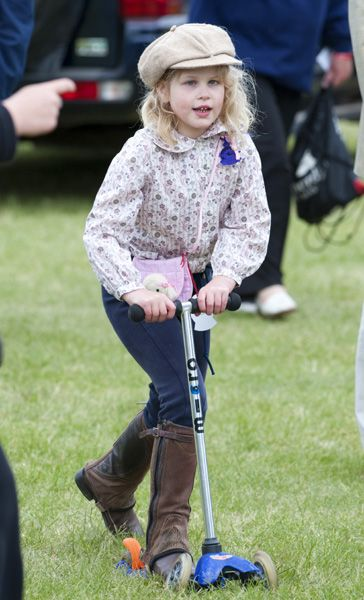 Lady Louise Windsor at Royal Windsor Horse Show