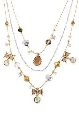 Gem Necklaces - pretty!
