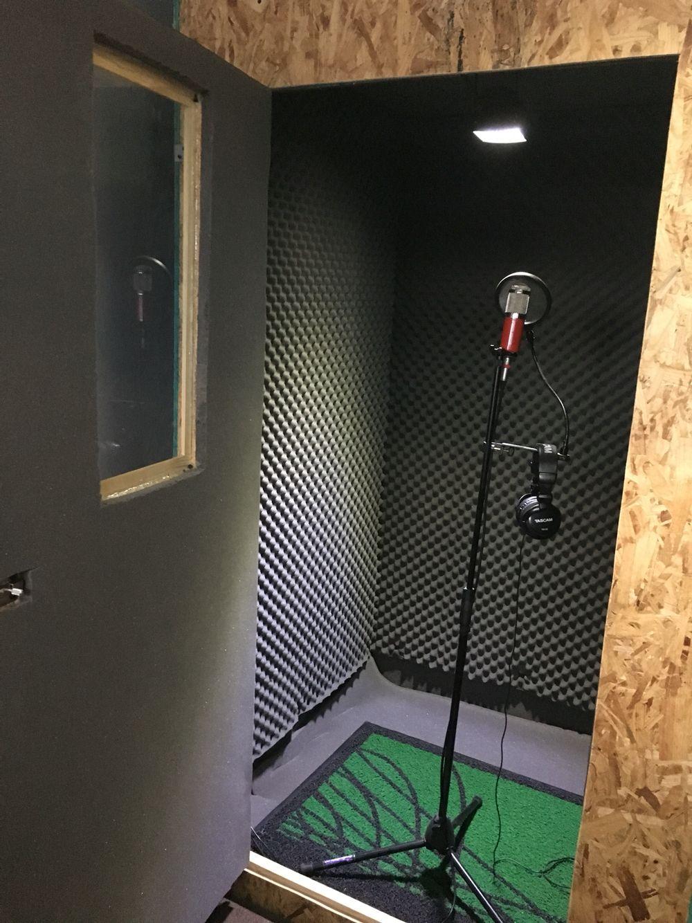 Cabina De Grabacion Home Studio In 2019 Recording