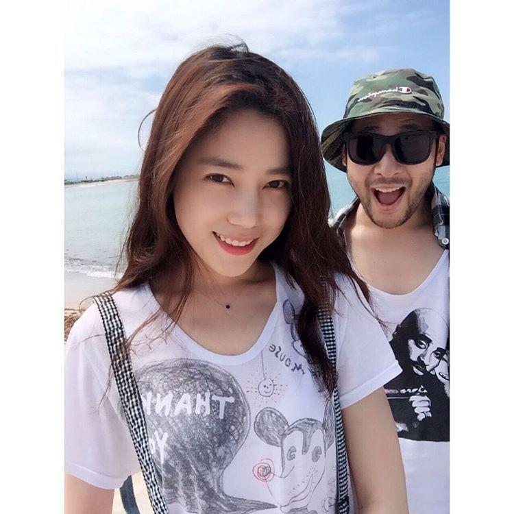 Kwon Da Hyun And Mithra Jin Epik High