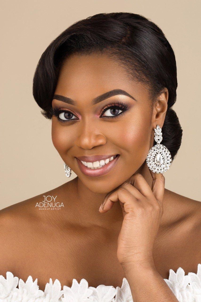 Joy Adenuga Black Bride Bridal Blog London Makeup Artist For Skin