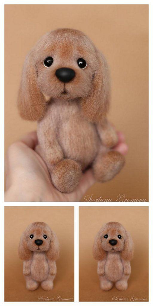 Amigurumi Dog Free Pattern – Amigurumi