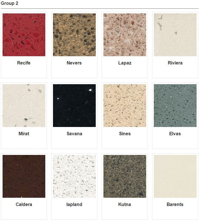 Small Selection Of Colours From Cimstone Thegranitehouse Co