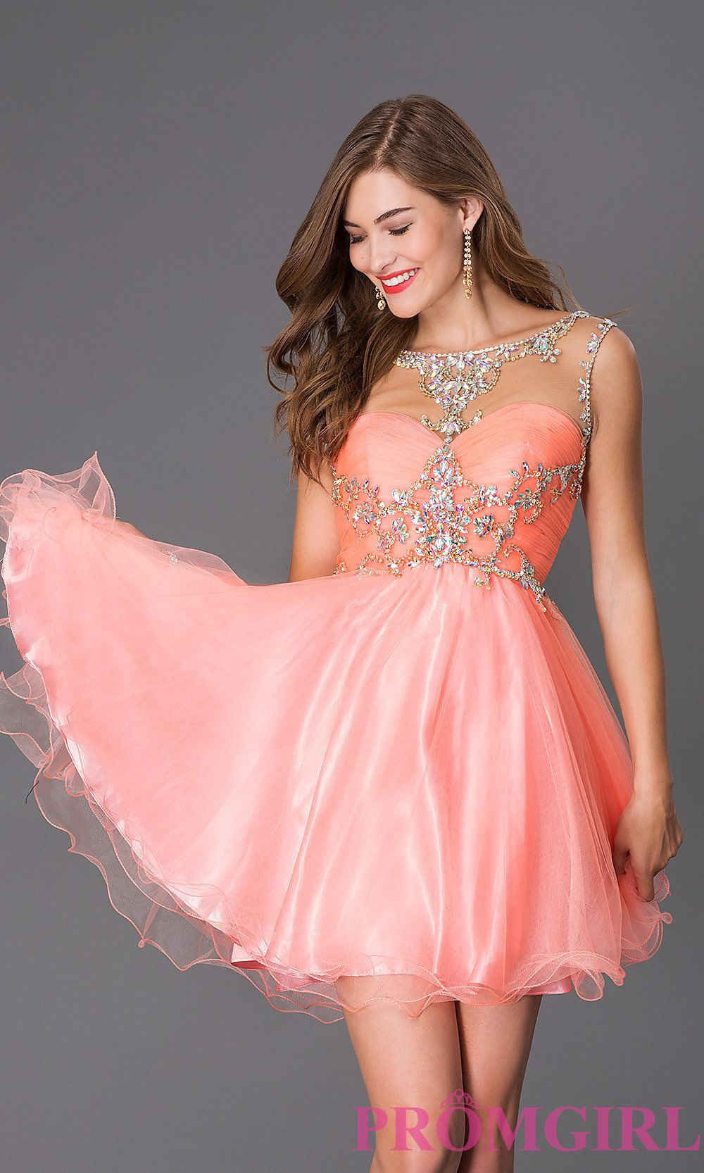 Image of Homecoming Party Dress by Alyce 3674 Front Image   DRESSES ...