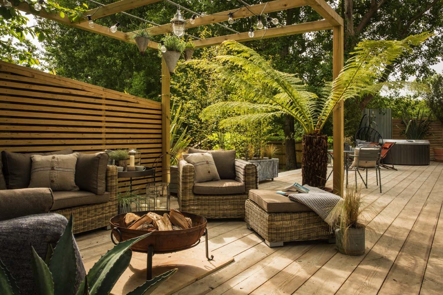 The Sanctuary offers a delightful forested retreat in Hampshire ...