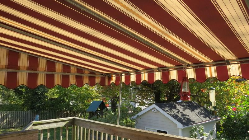 Residential Awnings By A.