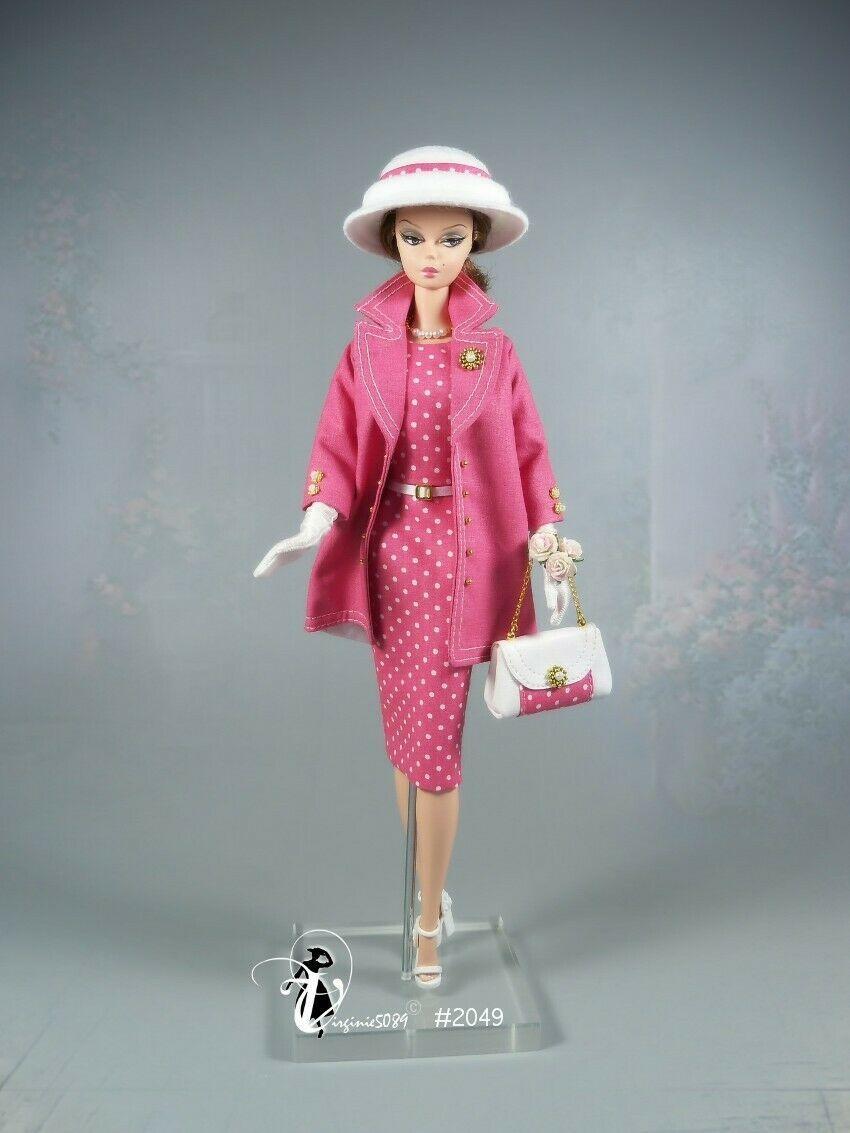 Doll Outfit Tenue Complete Barbie Silkstone Vintage Integrity Toys Fr 2049 Ebay Tenues Barbie Tenue De Ville Barbie