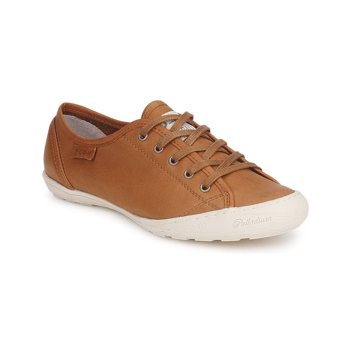 a311e20843b Deportivas de caña baja Palladium GAME CASH marrón - Entrega gratuita con  Spartoo.es ! - Zapatos Mujer 68
