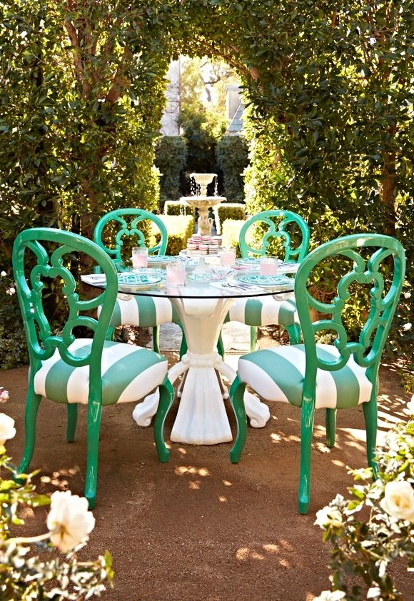 Hillandale Rose Dining Table Frontgate Outdoor Dining Furniture Outdoor Garden Furniture Outdoor Dining Table