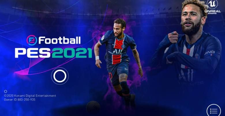 Efootball Pes 2021 Mobile 4 6 1 Ucl Graphics Patch Android Online Match Patches Best Graphics