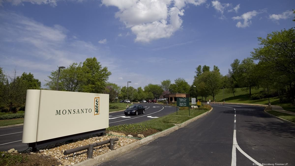 Monsanto named one of the top 'green' companies by