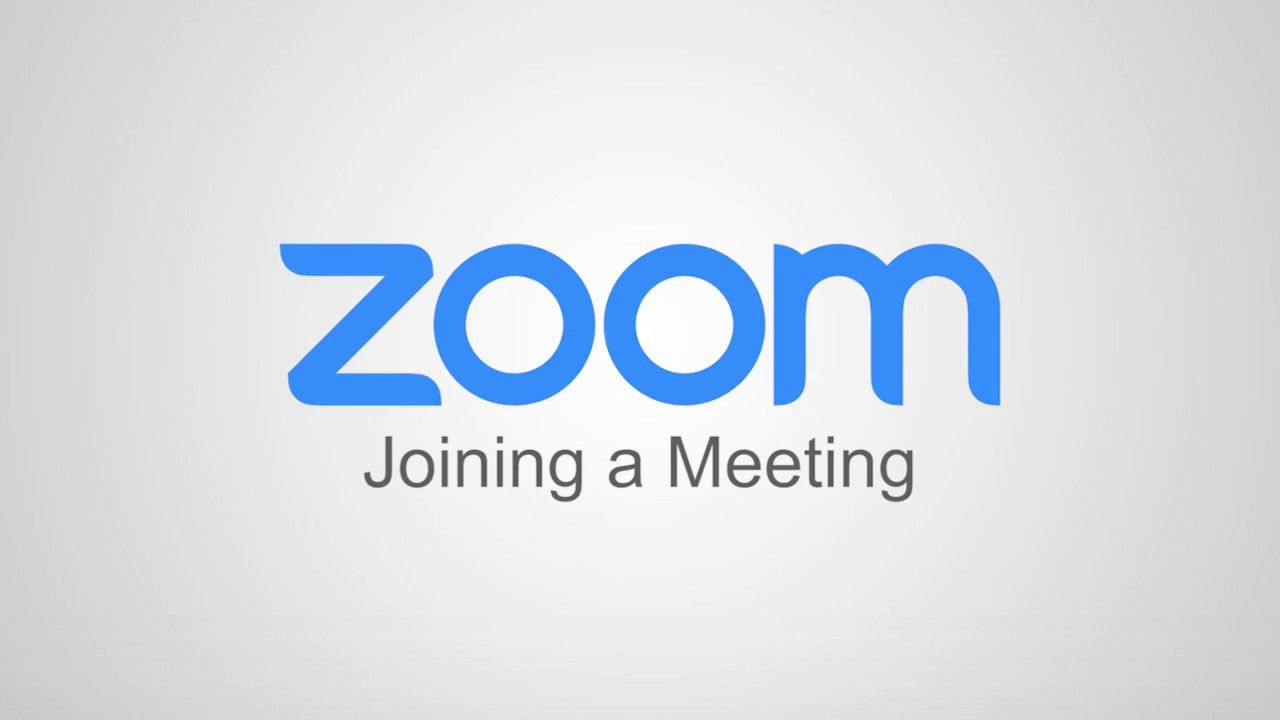Join a Meeting Zoom cloud meetings, Video conferencing