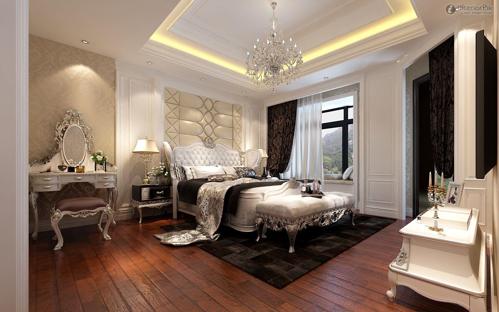 10 thiết kế phòng ngủ ai cũng ao ước cho nhà mình châu Âu