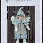 кукла-ангел выкройка Маслик Ольга