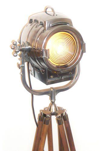 Rare Hollywood 1930s Vintage Movie Light Antique Film Theatre Lamp Ebay
