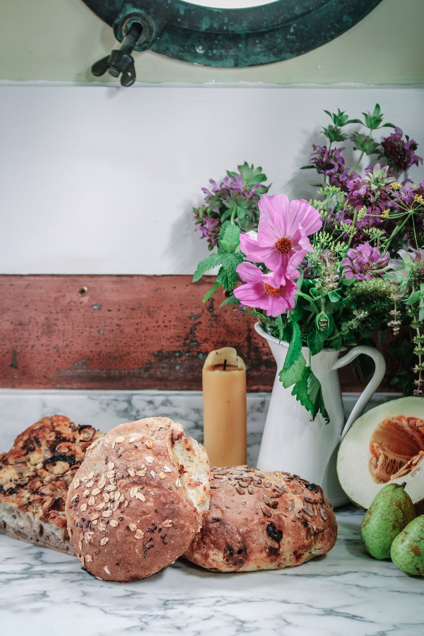 Ep 4 starting a superfood bakery with oat bakery