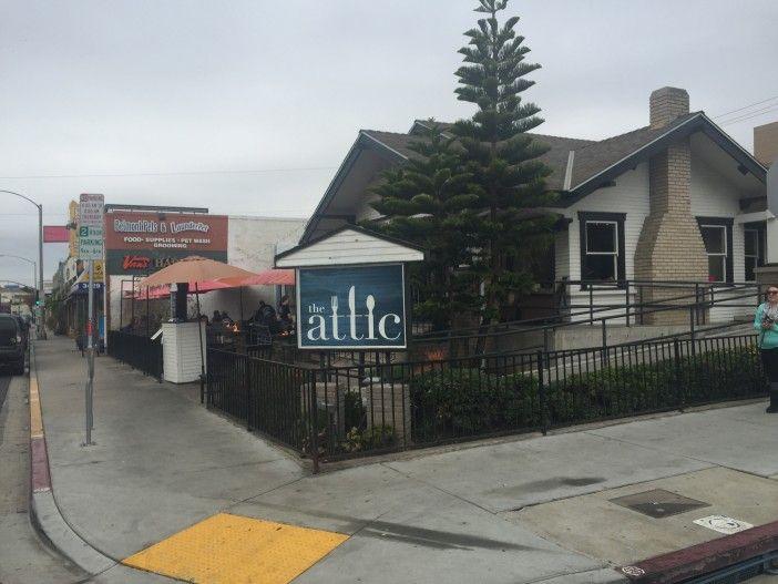 The Attic On Broadway Long Beach Reizen