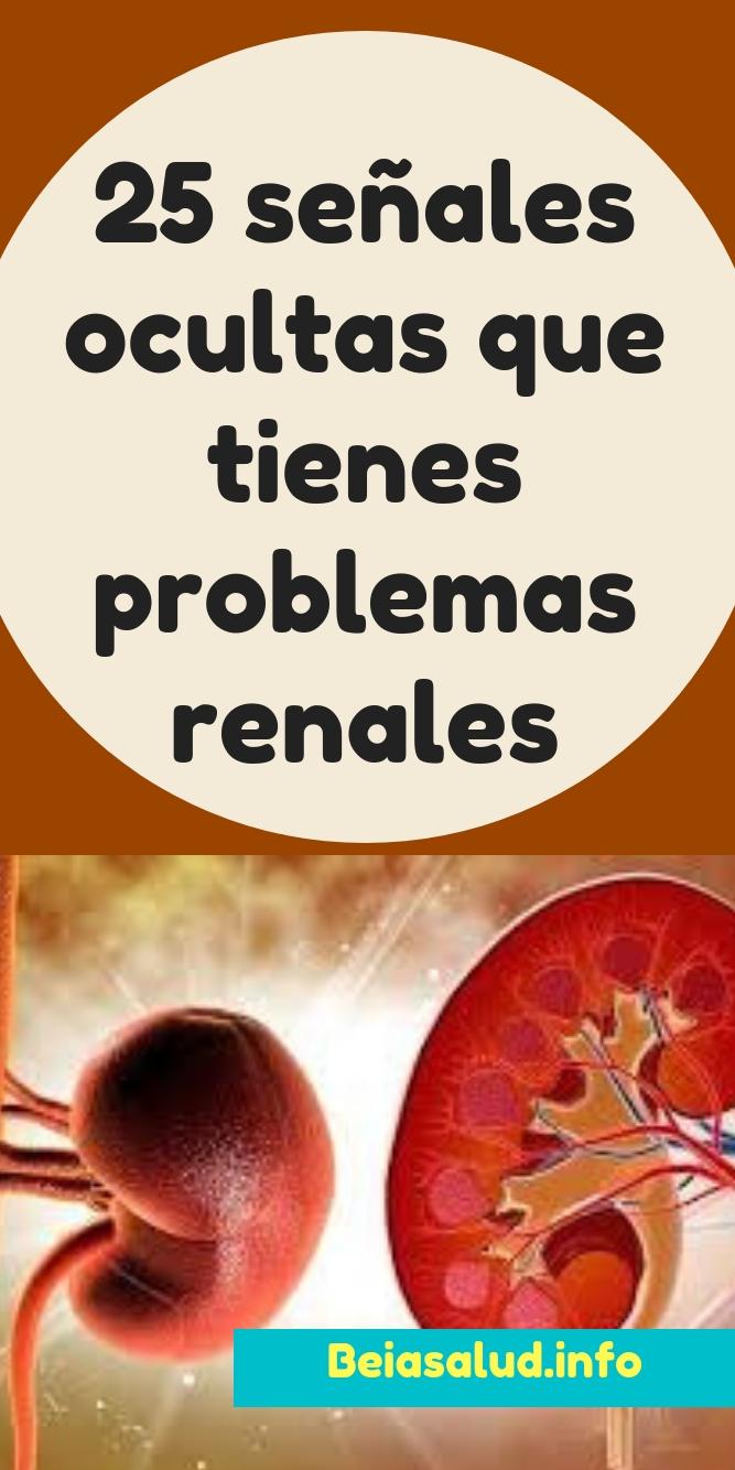 problemas de próstata y riñón